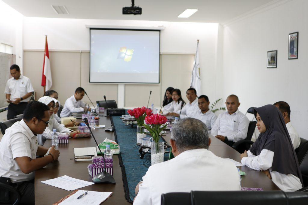 Program Magang Habituasi CPNS Di Kantor BPK Perwakilan Provinsi Kalimantan Tengah