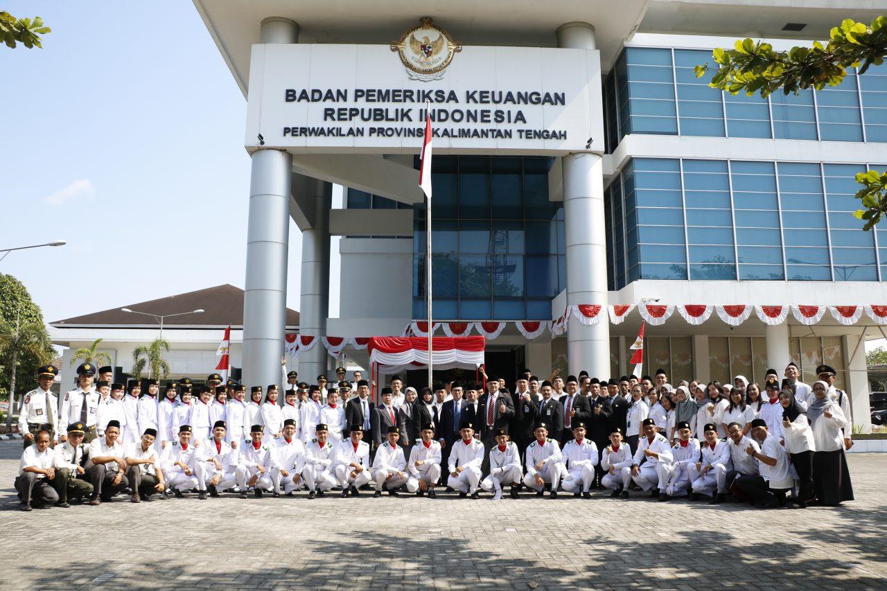 Upacara Peringatan HUT Kemerdekaan Republik Indonesia Ke-73