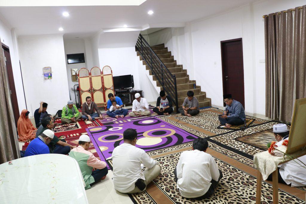 Doa Bersama untuk Pegawai BPK yang Menjadi Penumpang Pesawat Lion Air JT 610