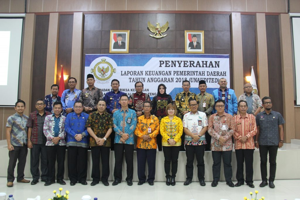 Tujuh Pemerintah Daerah Menutup Penyerahan LKPD TA 2018 (Unaudited) Secara Tepat Waktu